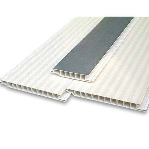 Hollow Core Ceiling Pvc Panel At Rs 22 Square Feet Pvc