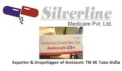 Amlosafe TM 80 Tabs