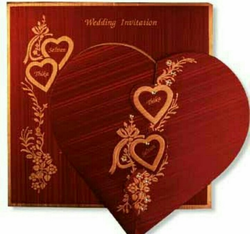 Manufacturer Of Wedding Card By Shree Cards