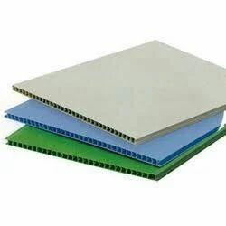 PP Corrugated Sheet Sunpack Sheets