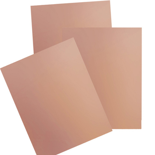 Fr4 Glass Epoxy Copper Clad Laminates at Rs 1600/square meter | Electrical  Insulation Laminates | ID: 4117232548