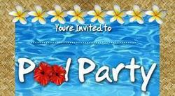 Pool Party Services