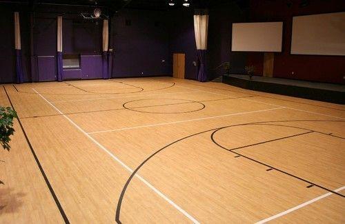 Wooden Design Basketball Wooden Court Rs 2300000 Unit Lakshmi