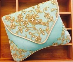 Handwork Embroidery Clutch
