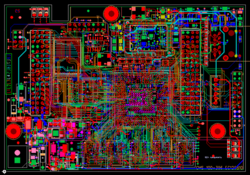 NXP PowerPC Card