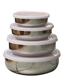 AAA Steel Container Set Of 4