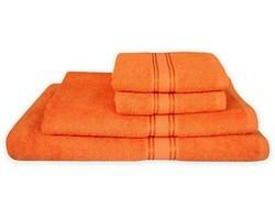 Cotton Embroidered Bath Towel Set