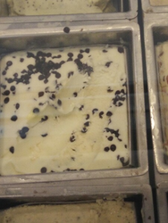 Apple Chocolate Ice Cream