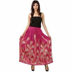 Indian Womens Skirt