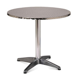 Stainless Steel Round Table