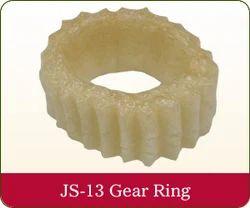Gear Ring Shaped Pellets