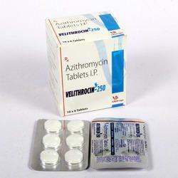 Azithromycin 250 mg Tablets