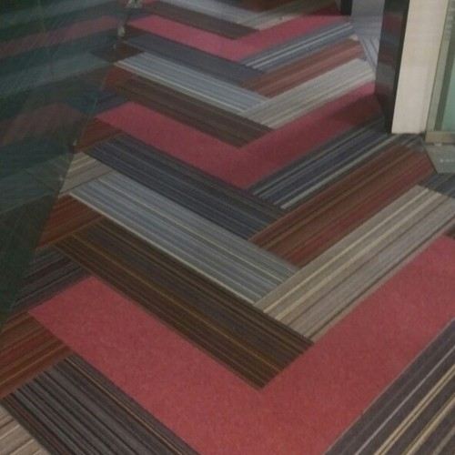 Carpet Tiles At Rs 80 Square Feet Acme