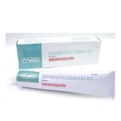 Benoquin Cream, For Clinical, Packaging Type: Pack