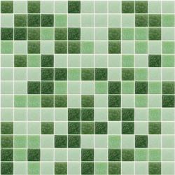 Green Random Mix Tiles