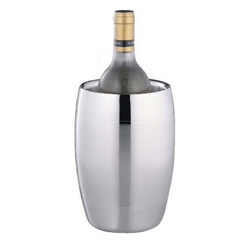 Silver Color Wine Coolers - NJO 5005