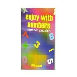 Number Puzzles Book