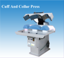 Commercial Collar And Cuff Press Machine