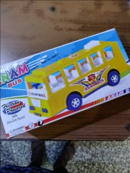 Toy Bus For Kids