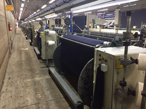 Air Jet Loom Machine - Picanol Omni Plus Weaving Loom