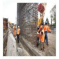 Diaphragm Wall Construction Service