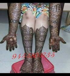 Male Bridal Mehndi