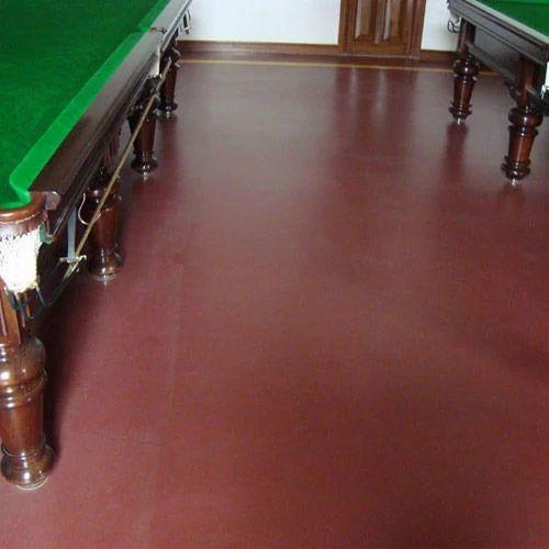 Clubs Billiards Flooring