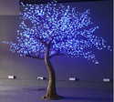 Multi Color LED Tree