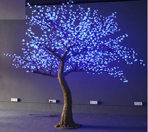 Ntc Multi Color Led Tree Rs 26000 Piece Newtech Trading