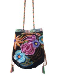 Embroidery Cross Body
