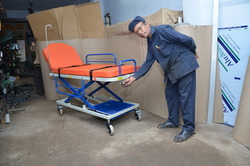 Multi Level Stretcher Trolley for Home
