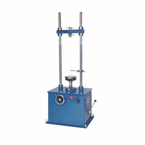 Load Frame Motorized, Soil Testing Instruments - B.K. Scientific ...