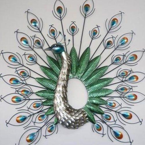 Lovely Peacock Wall Art