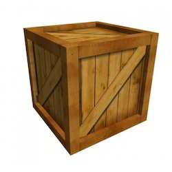 Rubber Wood Packaging Box