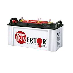 Exide Tubular Battery, Capacity: 100-150 Ah