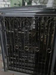 Iron Window Grill