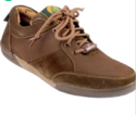 Fourester Suede Leather Casual Shoes