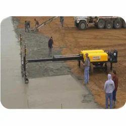 Laser Screed Concrete Flooring Service