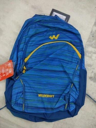 Wildcraft Fancy Backpack Bag