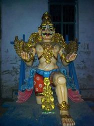 Garuda Vahanam Statue 3 Feet