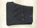 Cotton Trouser Black