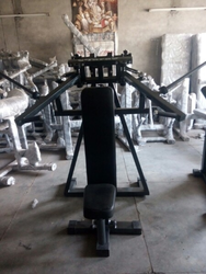 Power Shoulder Press Machine