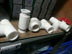 Prince Easy Fit - PVC Pipe Fitting