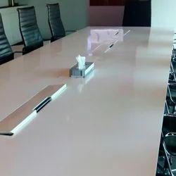 Mirror Corian Surface Polishing Service