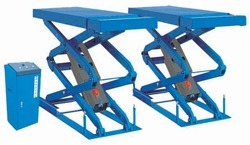 3.5 Ton Full Rise Scissor Lift