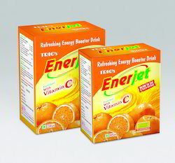 Refreshing Instant Energy Booster Drink