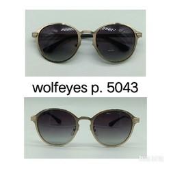 626480ce542 Wolfeyes Female Wolf Eyes Polarized UV 400 Protection Sunglass