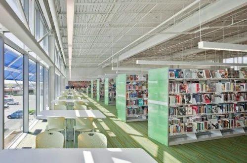 Library Interior Designing Institutional In