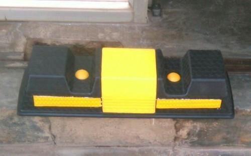 Epdm Wheel Stopper