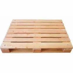 Teak Wooden Pallet